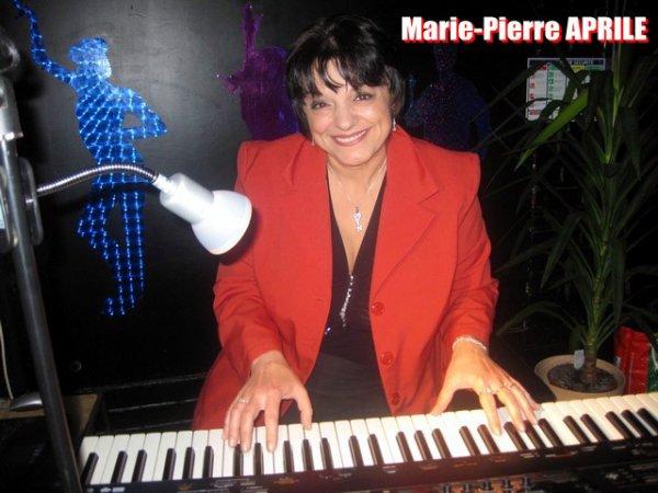 Enregistrement en direct / Je n'aurai pas le temps/Marie-Pierre APRILE & MoMo (2012)