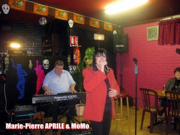 Entregistrement en direct / Bravo, tu as gagné/Marie-Pierre APRILE & MoMo (2012)