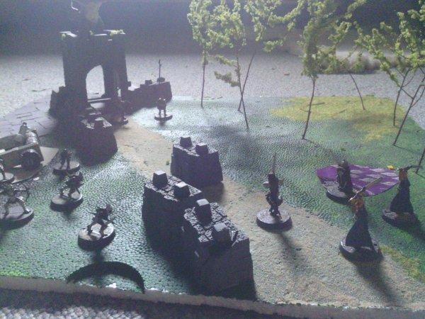 table de jeu