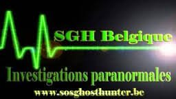 SOS GHOST HUNTER BELGIQUE = S O S GROS FAKE HUNTER BELGIQUE