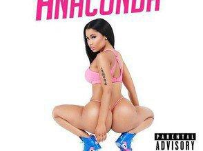 Nicki Minaj (dé)culottée sur la pochette de son single