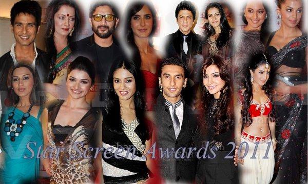 Star Screen Awards -Winners-
