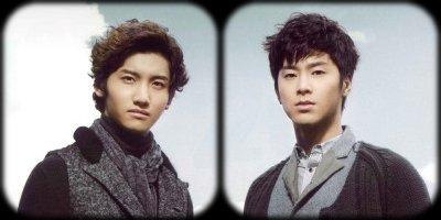 U-Know Yunho + Max Changmin