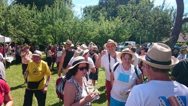 Marche gourmande d'Ottrott-Alsace
