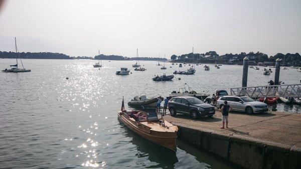 Virée dans le Golf du Morbihan