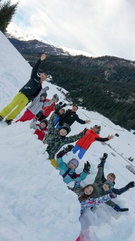 Séjour de ski au Pitztal - 2018