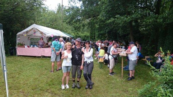Marche gourmande Huttenheim_2018
