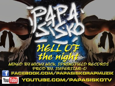 2012 (JANVIER 2012) / HELL OF THE NIGHT (Prod by. Superstar-O) (2011)
