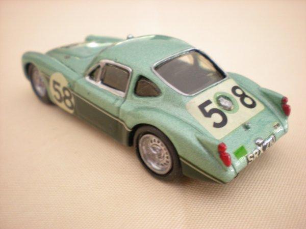 24h le mans 1961 mga coupe