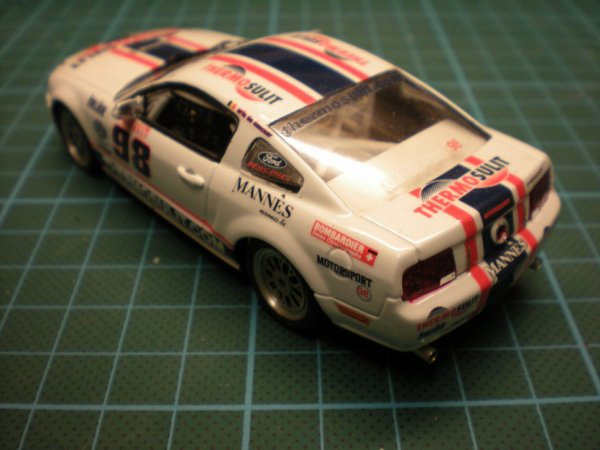 ford mustang zolder 2007