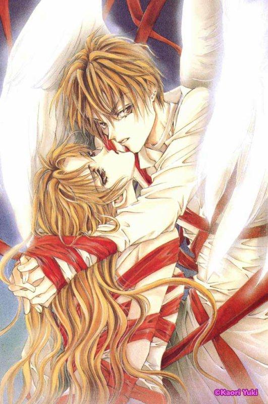 épisode Angel Sanctuary