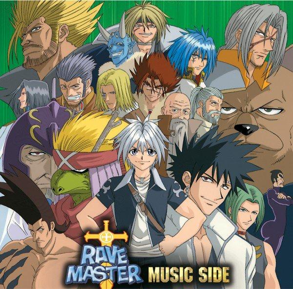 Episode Rave Master