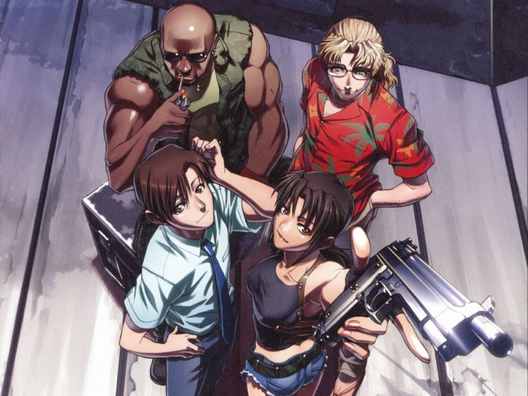 Episode Black Lagoon