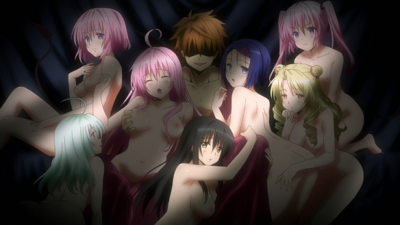 Episode To Love ru Darkness