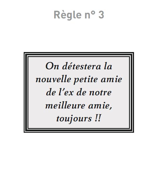 Règles N°3