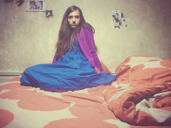 Sadness is my boyfriend.