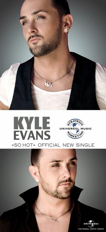 Kyle Evans signe chez UNIVERSAL MUSIC !!!
