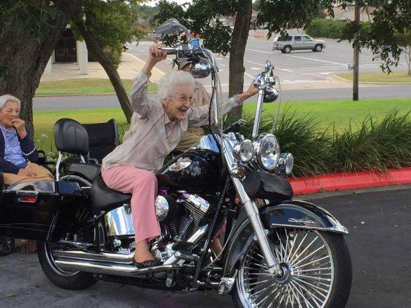 Mamie Bikeuse Blog De Biker1957