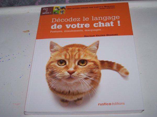Livre reçu à Noël :je vais vous en faire profiter....