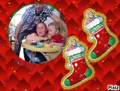 """Jeudi 17 décembre 2015: l'heureuse élue est une famille attendrissante pour moi """"noustrois"""""""