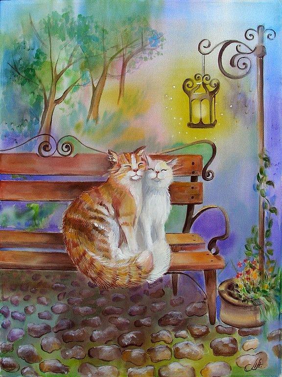 Chattitudes....chat'moureusement votre....