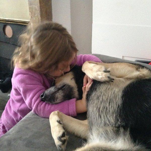 Lily adore Malika......