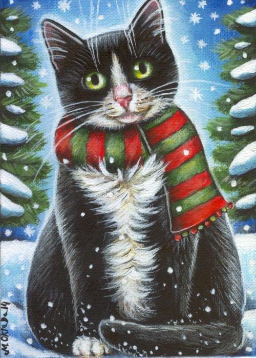 Cinq décembre: toujours de jolies créations à voir!