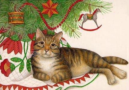 Huit décembre : quelques créas pour le plaisir.....
