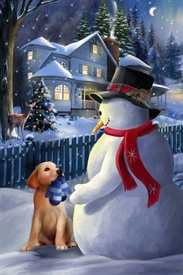 Vingt décembre : de jolies créas pour tous.