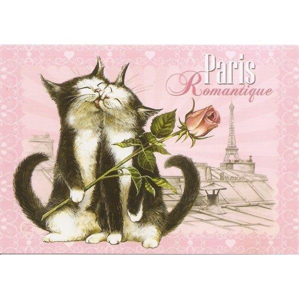Collection de cartes offerte par mes petits enfants : ce sont celles de Paris! .....