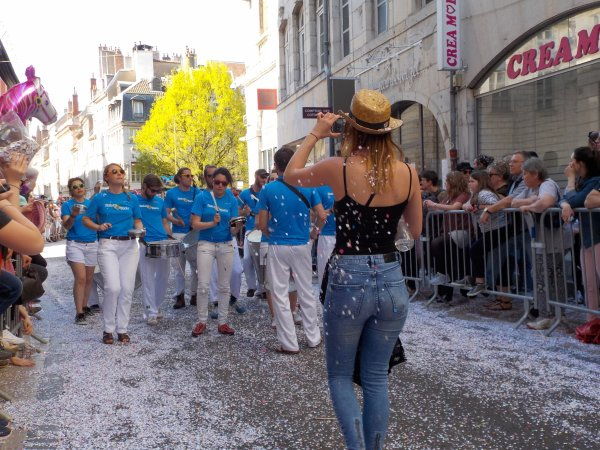 Carnaval de Besançon, avril 2017 !!! suite ...