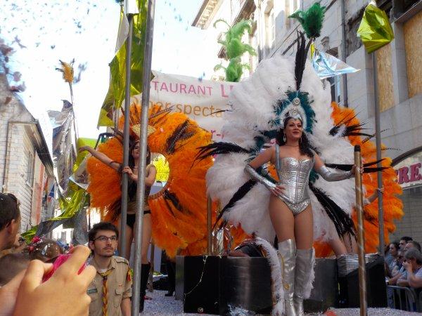 Carnaval de Besançon, avril 2017 !!! suite ...et fin!