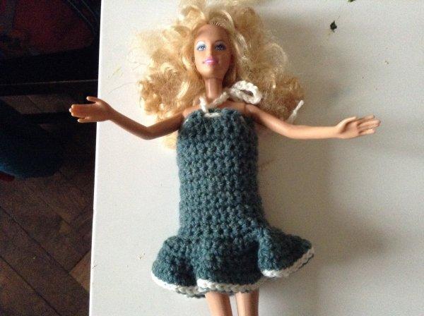 Petits tricots pour Barbie .