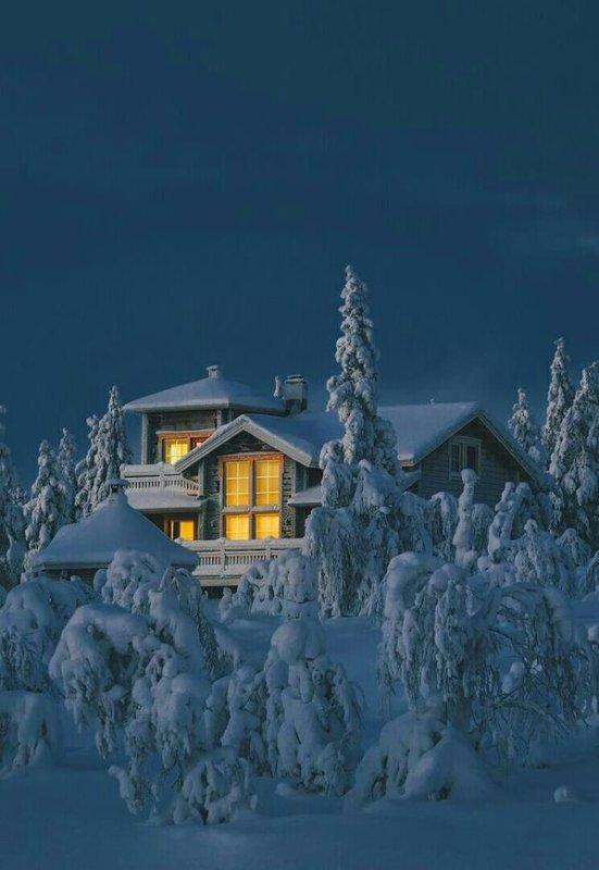 Beauté hivernale.