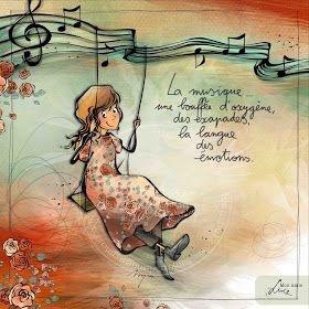 Pourquoi j'aime 🥰 tant la 🎶 musique 🎵