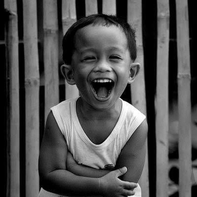 Citations de Victor Hugo: Nul n'ira jusqu'au fond du rire d'un Enfant.....