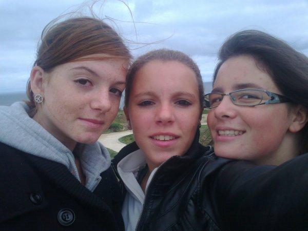 Mathilde , aude & Pauline