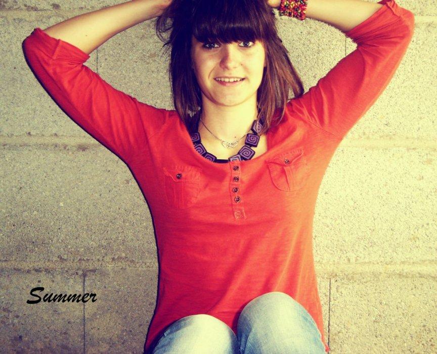 Sandra. ☮