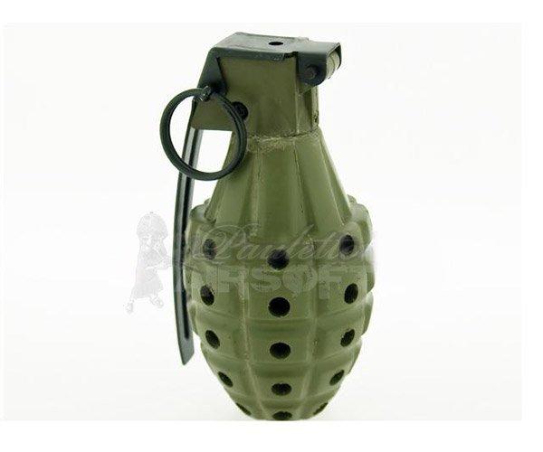 Accessoire : La grenade airsoft à gaz !