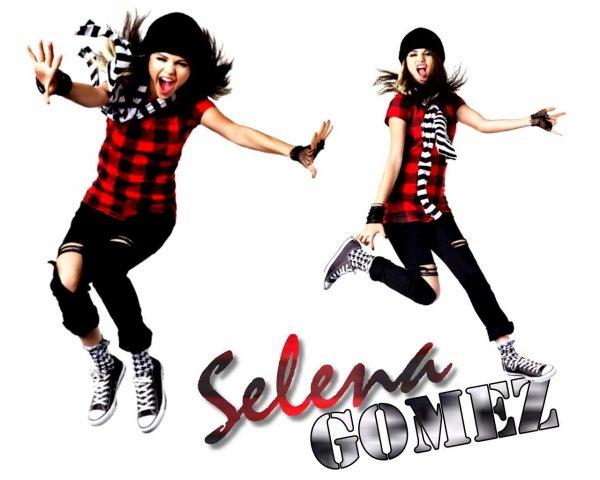 Selena Gomez sait se faire pardonner !