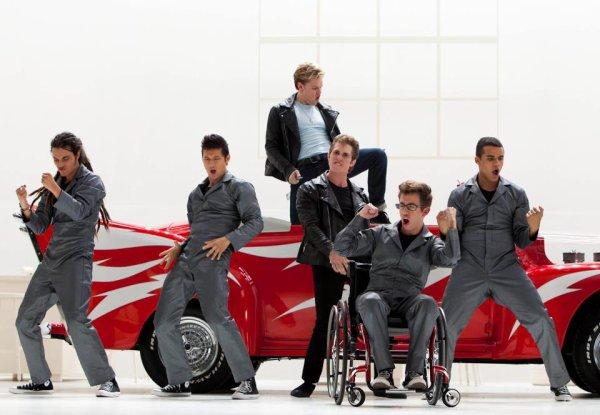Voici des nouvelles de Glee ! ★