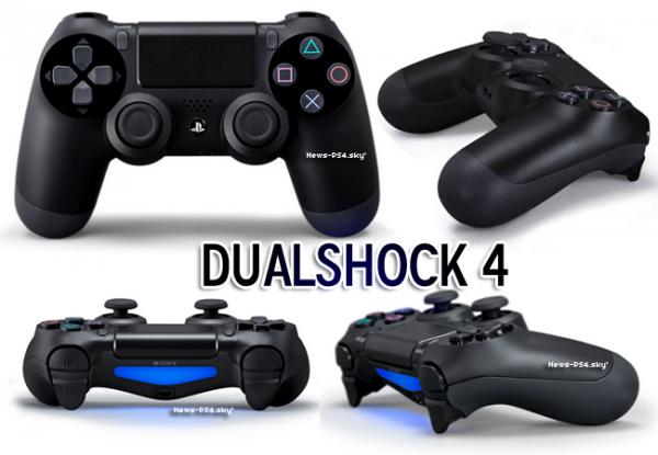 Manette DualShock 4