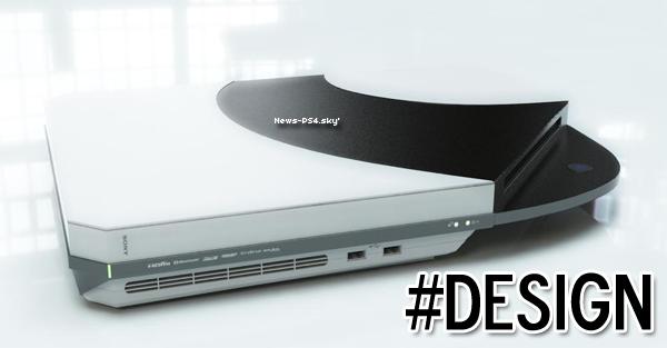Rumeurs : Design de la console PlayStation 4