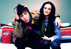 Chuck And Blair **** :)