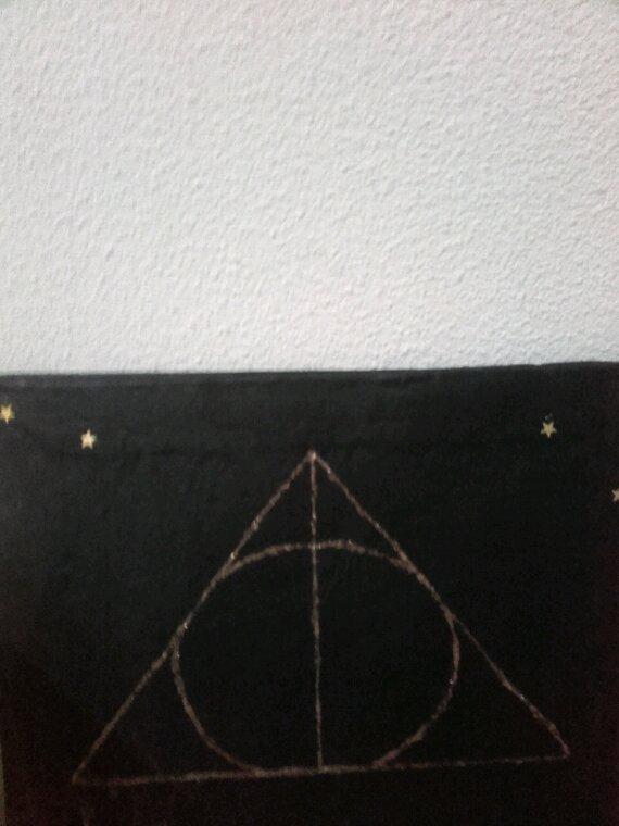 Pochette Harry Pottr fait par moi et grâce à la fnac ^^