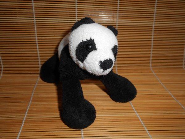 Panda peluche 4