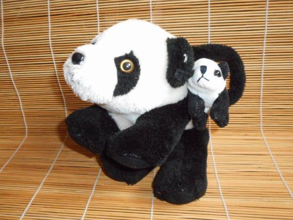 Panda Sac peluche 5