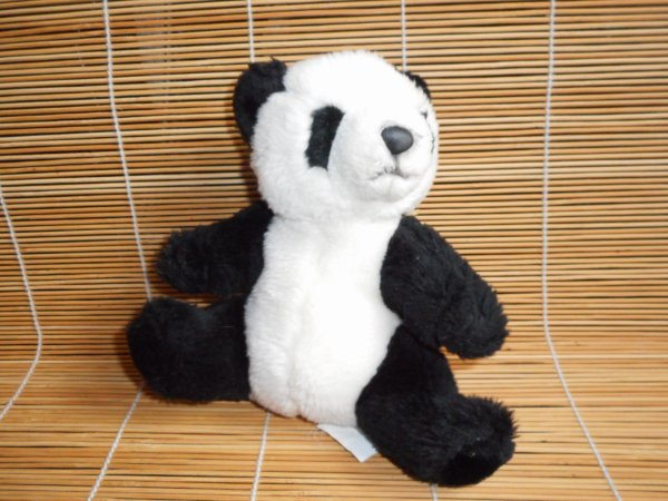 Panda peluche 6