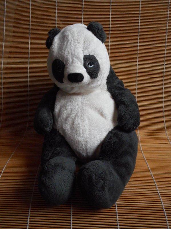 Panda peluche 12