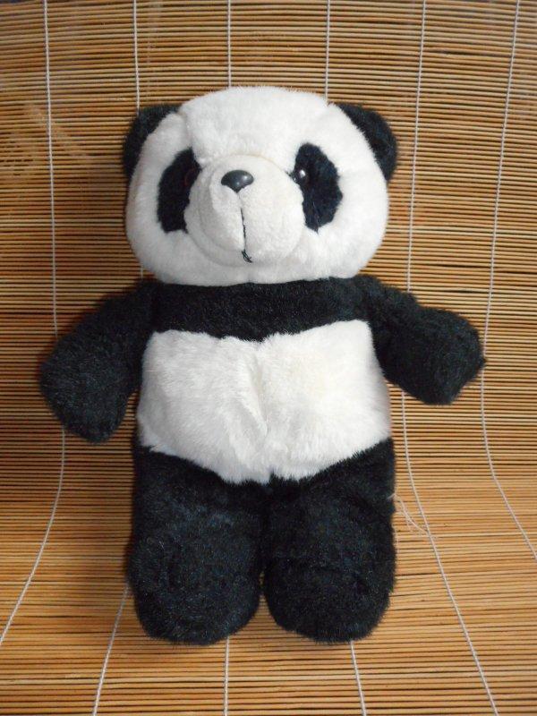 Panda peluche 13